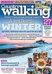 Country Walking issue January 2018