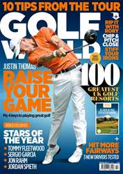 Golf World issue February 2018