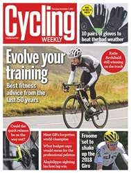 Cycling Weekly issue 7th December 2017