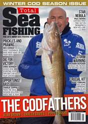 Total Sea Fishing issue Winter 2017