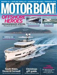 Motorboat & Yachting issue January 2018