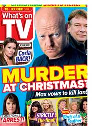 What's on TV issue 16th December 2017