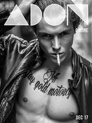 Adon Magazine issue Adon Magazine December 2017