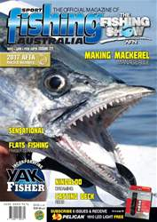Sports Fishing Australia Magazine Cover