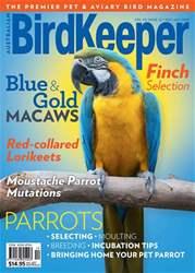 Australian Birdkeeper Magazine issue BirdKeeper Vol 30 Iss 12