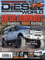 Diesel World issue February 2018