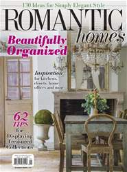 Romantic Homes issue January 2018