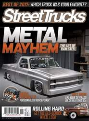 Street Trucks issue January 2018