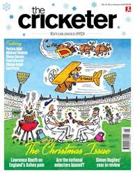 The Cricketer Magazine issue January 2018