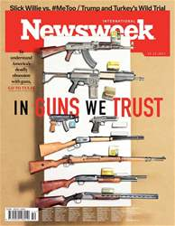 Newsweek International issue 15 December 2017