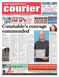 Campbeltown Courier issue 8thDecember 2017