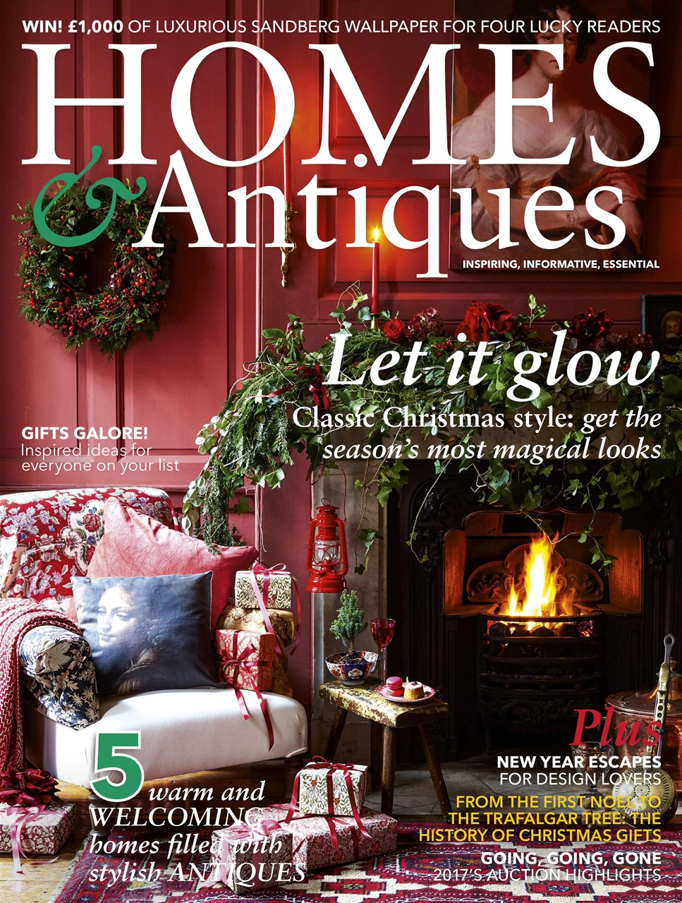 Wrap up any last-minute present buying with our fabulous ideas   Discover  the lots auction house specialists wish they d bought in 2017   10 New Year  ... ed6377edb