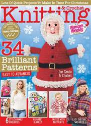 Knitting & Crochet issue January 2018