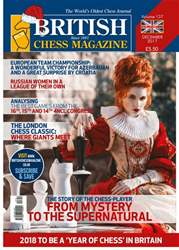 British Chess Magazine issue December 2017