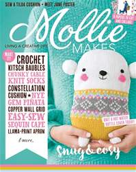 Mollie Makes issue Issue 87