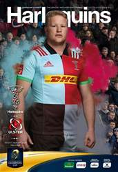 Harlequins issue Harlequins V Ulster Rugby · Match 8