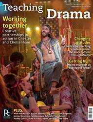 Teaching Drama issue Spring 1 2017/18