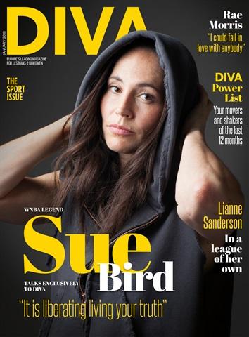 DIVA Magazine issue January 2018