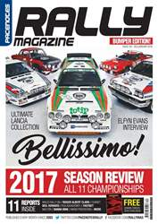 Pacenotes Rally magazine issue Issue 162 - Dec/Jan 2018