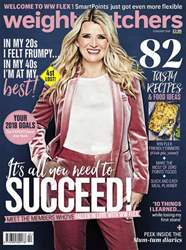 Weight Watchers magazine UK issue February 2018