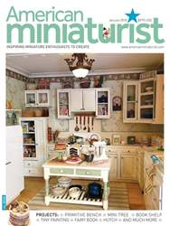 American Miniaturist issue January 2018