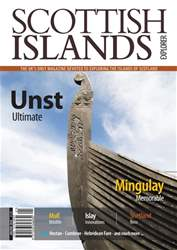 Scottish Islands Explorer issue Jan - Feb 2018