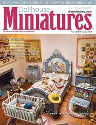 Dollhouse Miniatures issue Issue 61