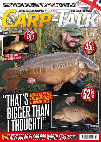 Carp-Talk issue 1204