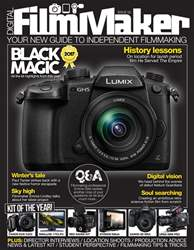 Digital FilmMaker issue DFM Issue 52