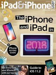 iPad and iPhone User issue Issue 127