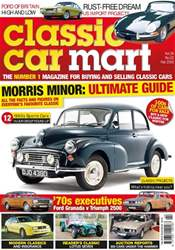 Classic Car Mart issue Febuary 2018