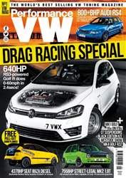 Performance VW issue January 2018