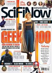 SciFiNow issue Issue 140