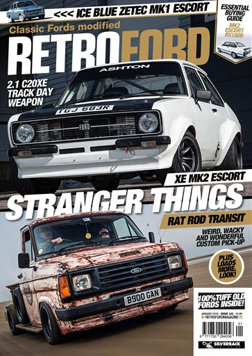 Retro Ford Preview