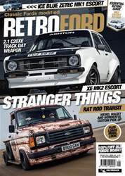 Retro Ford issue January 2018
