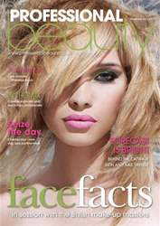 Professional Beauty November 2011 issue Professional Beauty November 2011
