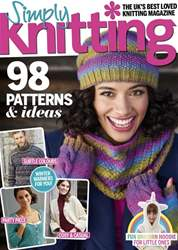 Simply Knitting issue Issue 167