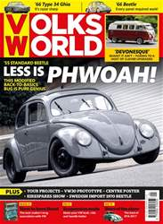 Volksworld issue January 2018