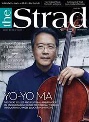 The Strad issue January 2018