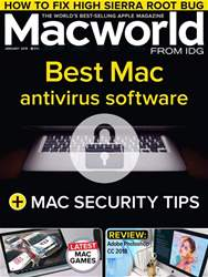 Macworld UK issue Jan-18