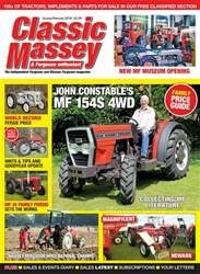 Classic Massey issue Jan/Feb 2018