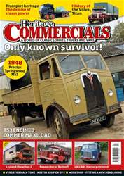 Heritage Commercials Magazine issue January 2018