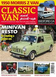 Classic Van & Pick-up issue January 2018