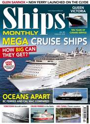 Ships Monthly issue Febuary 2018
