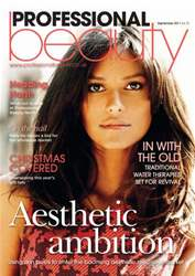 Professional Beauty September 2011 issue Professional Beauty September 2011