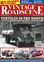 Vintage Roadscene issue January 2018