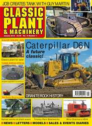 Classic Plant & Machinery issue January 2018