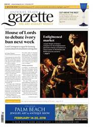 Antiques Trade Gazette issue 2321
