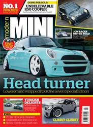 Modern Mini issue No. 89 Header Turner