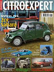 111 May/June 2015 issue 111 May/June 2015